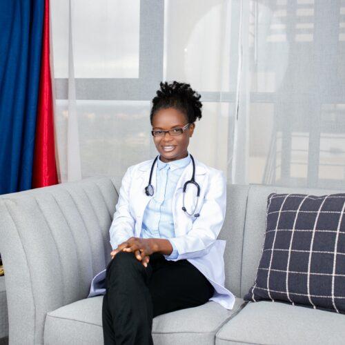 Dr Angela McLigeyo